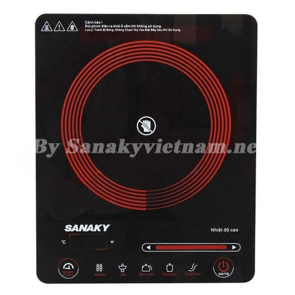 Bếp hồng ngọai Sanaky SNK-2102HG