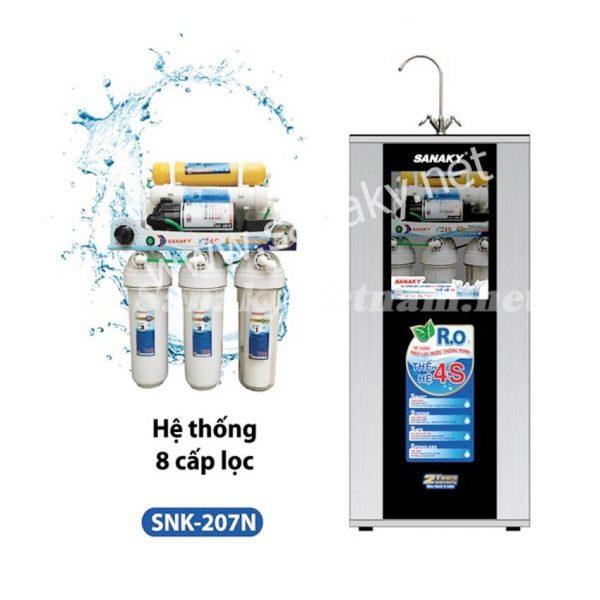 Máy lọc nước Sanaky SNK-207N