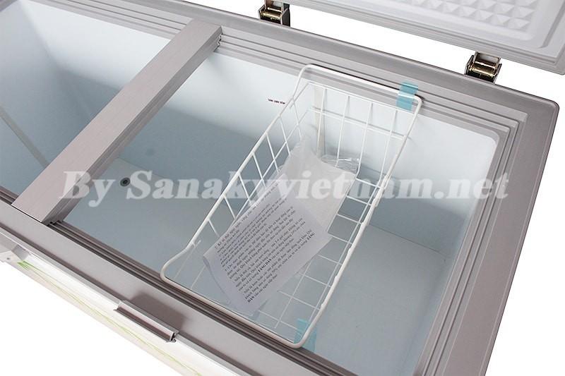 Tủ đông Pinimax PNM-29AF3 lòng tủphẳng, dễ vệ sinh