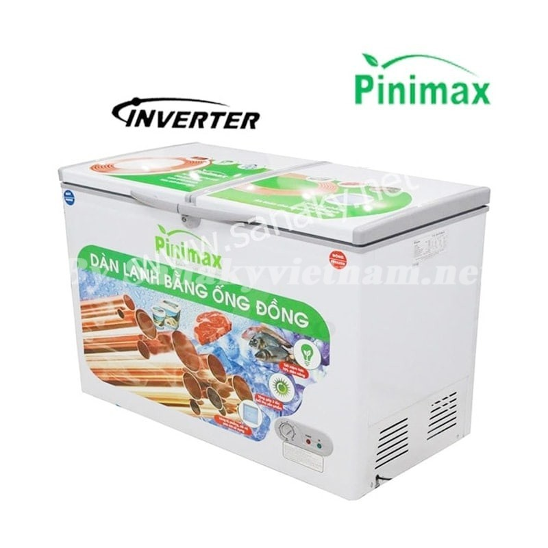 tủ đông pinimax inverter pnm-29wf3