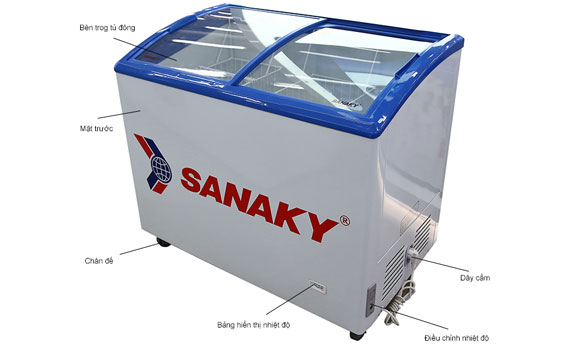 Tủ đông Sanaky VH-302VNM
