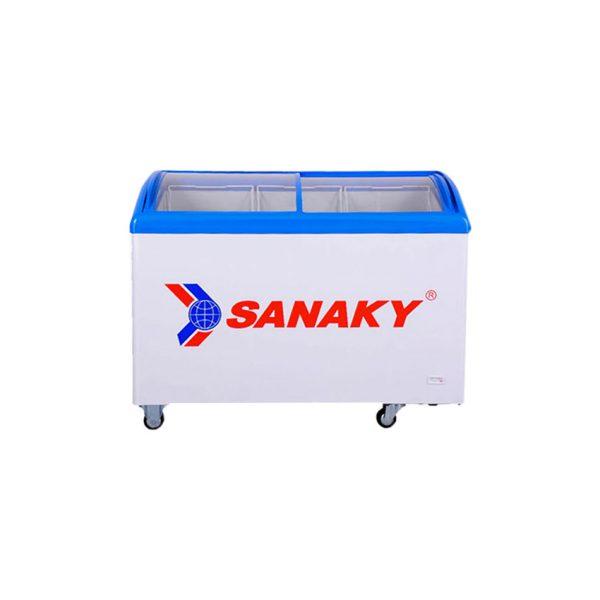 Tủ đông Sanaky VH-402VNM dàn lạnh bằng ống đồng