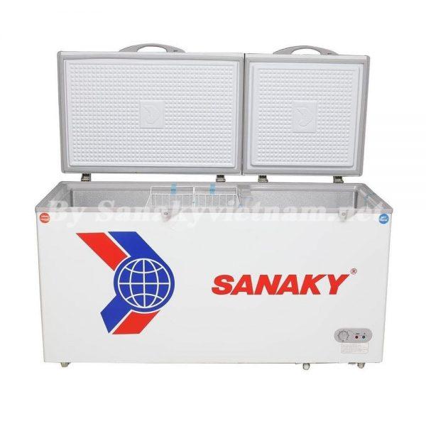 Tủ đông Sanaky VH-668W2 dung tích 660 lít