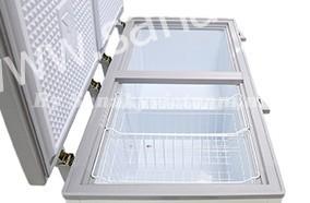 Tủ đông mát inverter Sanaky Vh-3699W3 ngăn tủ làm bằng nhựa ABS cao cấp