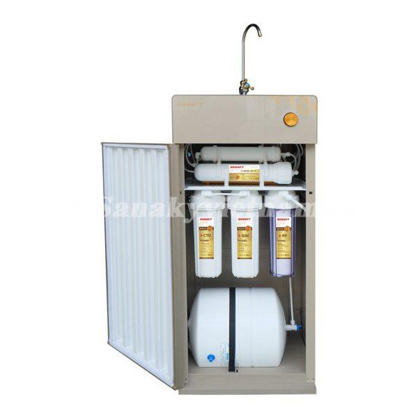 Cấu tạo của máy lọc nước RO