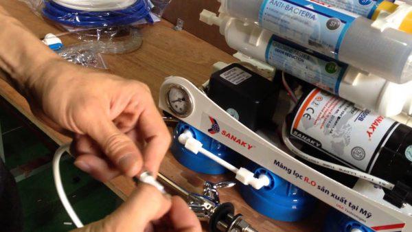 3 lưu ý sử dụng máy lọc nước Sanaky bạn nên biết