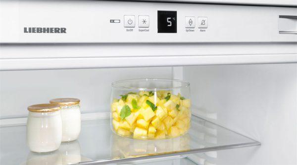 Điều chỉnh nhiệt độ phù hợp với lượng thực phẩm