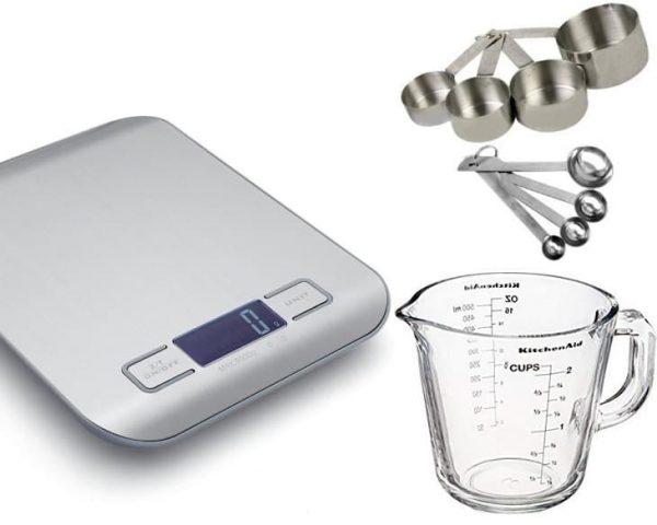 dụng cụ cân đong