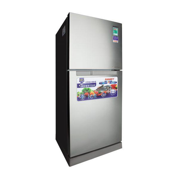 tủ lạnh sanaky mã hpn (inox)