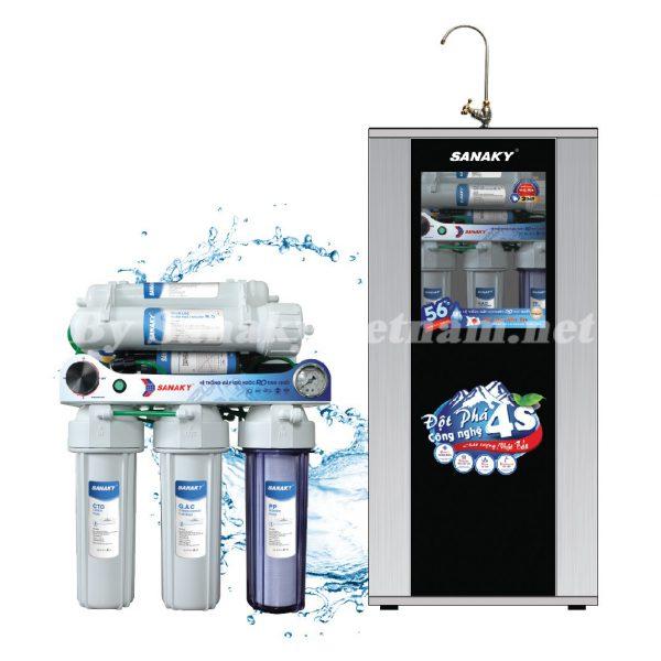 giới thiệu máy lọc nước ro sanaky snk-108ns