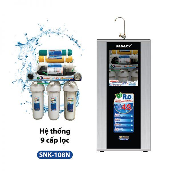 Máy lọc nước Sanaky SNK-108N