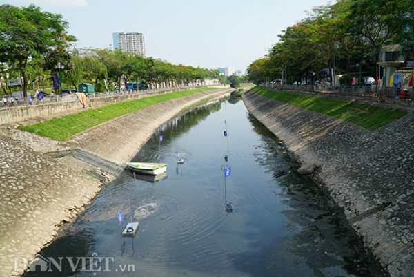 """Sông Tô Lịch hết mùi trong 3 ngày: Khả thi hay chỉ là """"nổ""""?-3"""
