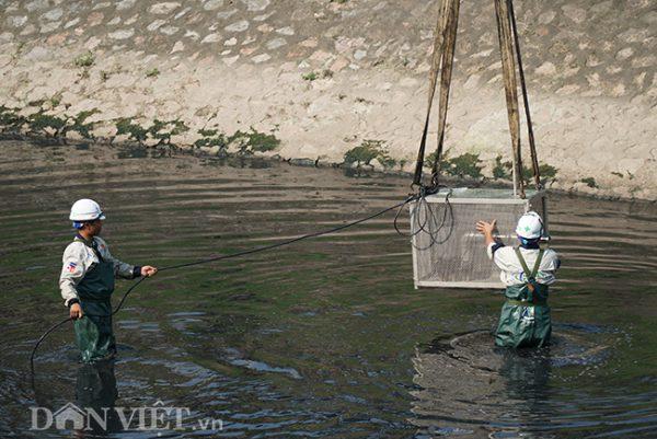 """Sông Tô Lịch hết mùi trong 3 ngày: Khả thi hay chỉ là """"nổ""""? -1"""
