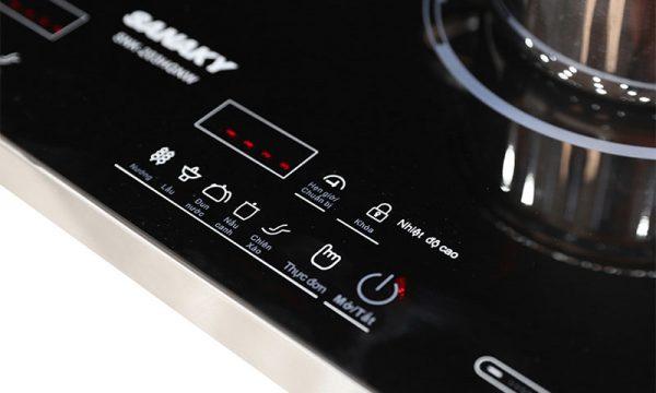 bảng điều khiển cảm ứng