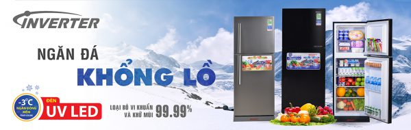 Tủ lạnh Sanaky