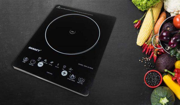 Bếp hồng ngoại Sanaky SNK-2018HG thiết kế hiện đại