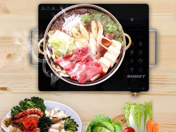 5 chế độ nấu đa năng