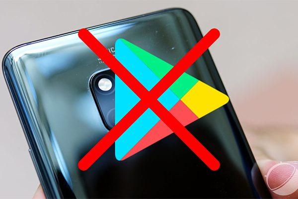 Smartphone Huawei bị cấm cập nhật Android và dùng app Google
