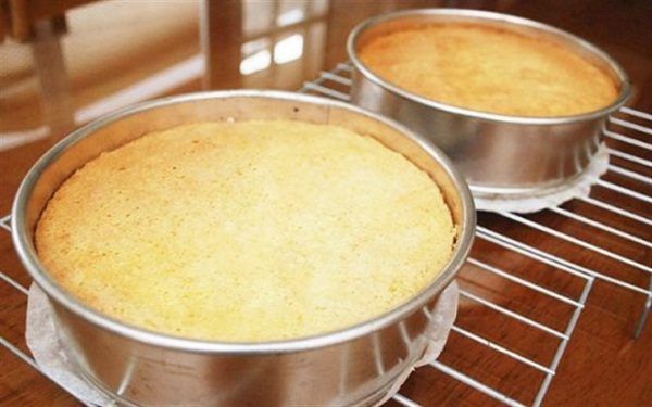 hướng dẫn làm bánh gato bằng lò nướng