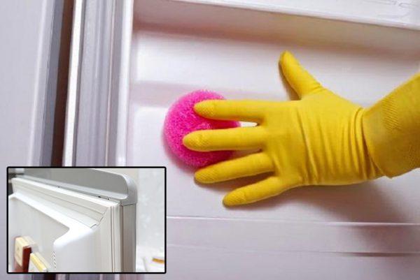 hướng dẫn vệ sinh tủ lạnh ảnh 5