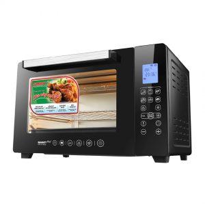 Lò nướng Sanaky VH-5088S2D (màu đen) dung tích 50 lít