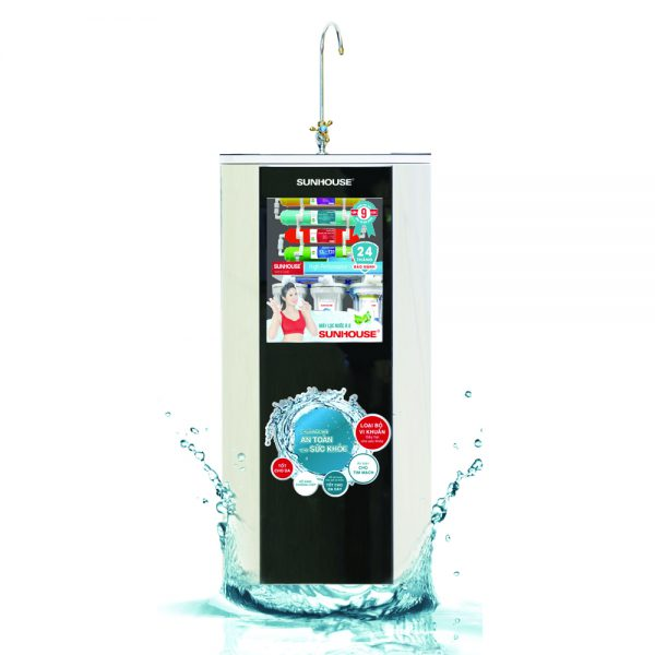 máy lọc nước ro sunhouse