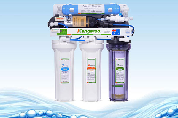Máy lọc nước RO gia đình loại nào tốt cho vùng nước nhiễm đá vôi
