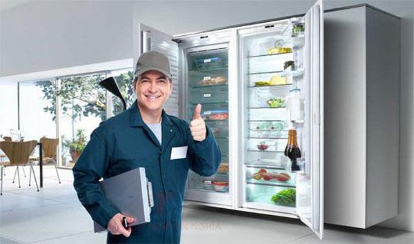 Bảo trì tủ lạnh theo định kì