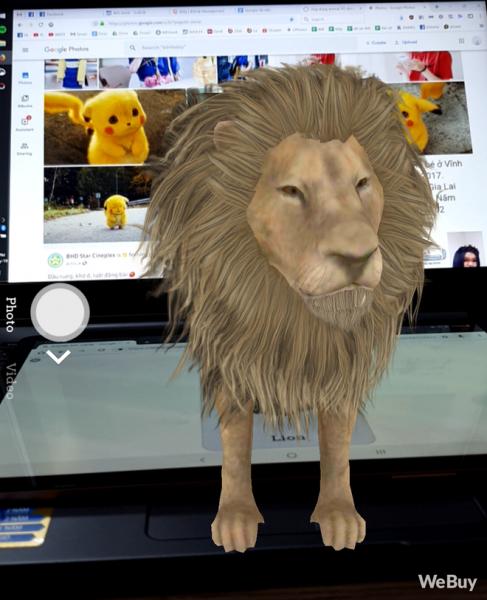 Chơi thử vườn thú ảo Animal 4D+