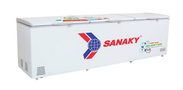 Tủ đông inverter Sanaky VH-1399HY3 dung tích 1300 lít
