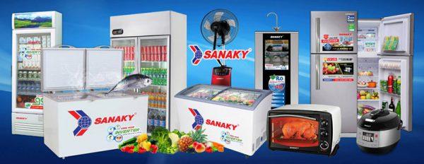 Sanaky Việt Nam Phân Phối Điện Tử Điện Lạnh