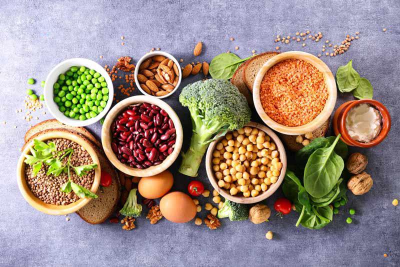 chuẩn bị các thực phẩm dễ tiêu hóa