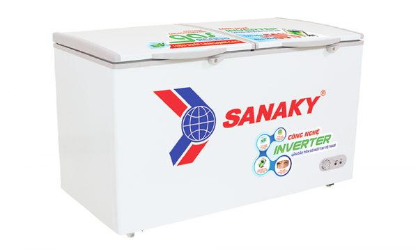 Tủ đông Sanaky VH-2299W3 công nghệ Inverter tiết kiệm điện năng