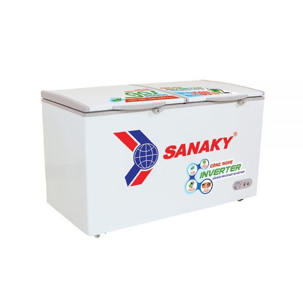 Tủ đông Inverter Sanaky VH-2899A3 dàn lạnh ống đồng