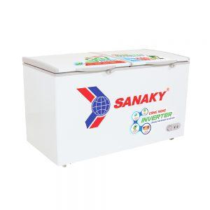 Tủ đông Sanaky VH-5699W3 công nghệ Inverter tiết kiệm điện năng