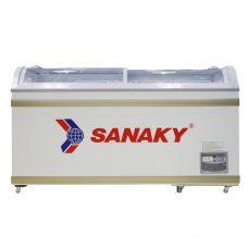 Tủ đông mặt kính cong Sanaky VH-8088K
