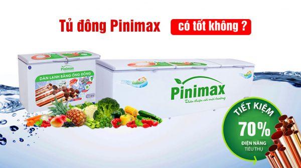 Tủ đông Pinimax có tốt không?