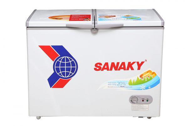 Tủ đông Sanaky SNK-2900A dàn lạnh đồng