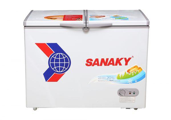 Tủ đông Sanaky chính hãng SNK-3700A dàn đồng dung tích 370 lít