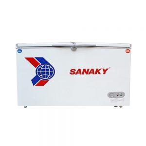 Tủ đông Sanaky SNK-370W 2 ngăn 2 cánh