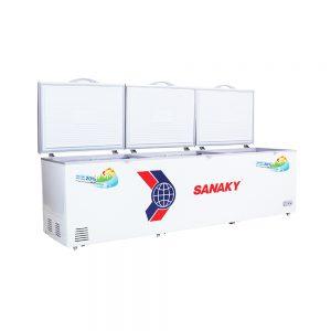 Tủ đông Sanaky VH-1199HY dàn lạnh ống đồng
