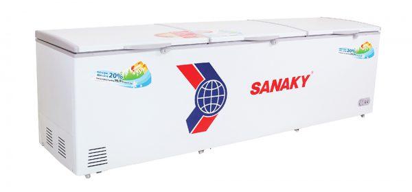 Tủ đông Sanaky VH 1399HY hai dàn lạnh đồng