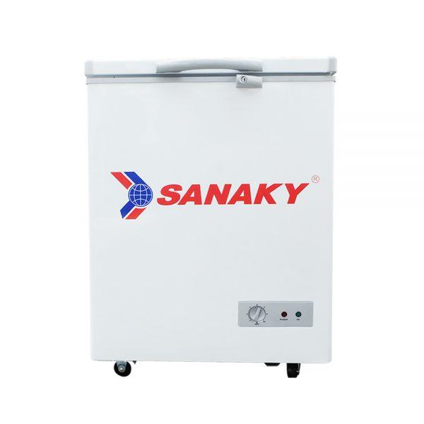 Model Tủ đông 1 ngăn 1 cánh Sanaky VH-150HY2