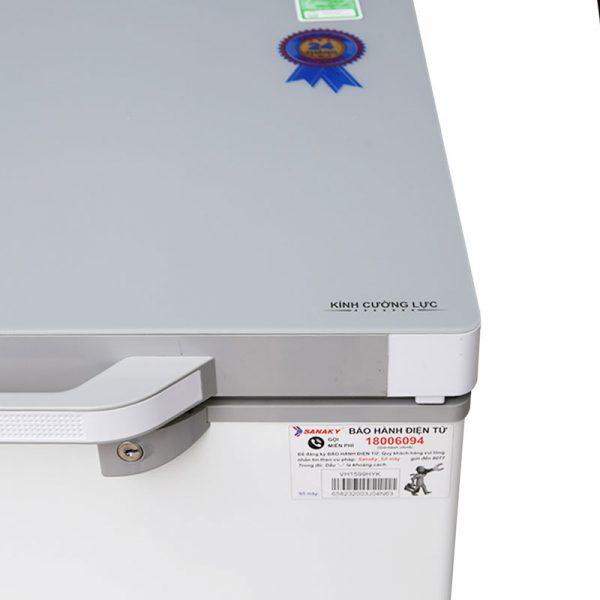 Tủ đông Sanaky VH-1599HYK 150 lít