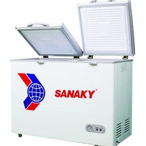 Tủ Đông Sanaky VH-225W2 dung tích 220 lít