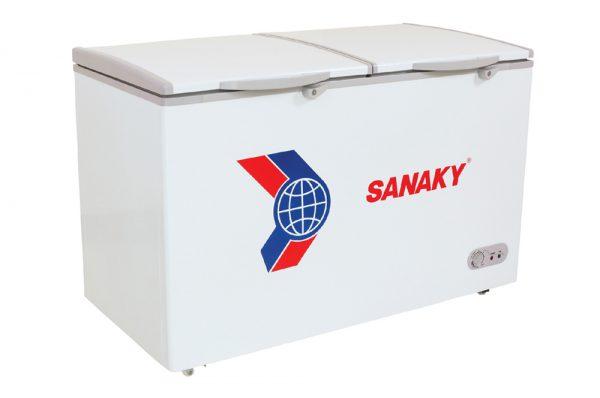Tủ đông Sanaky VH-365A2 một ngăn 2 cánh dàn nhôm