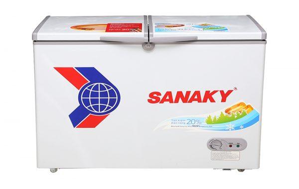 Tủ đông Sanaky VH-3699A1 dàn lạnh đồng