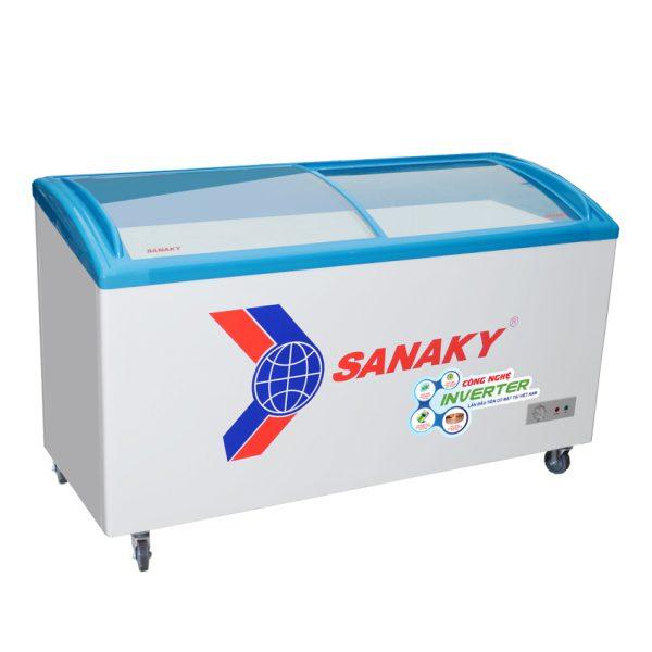 Tủ đông Sanaky VH-3899K3 Inverter kính lùa