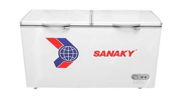 Tủ đông Sanaky VH-405A2 một ngăn 2 cánh dung tích 400 lít