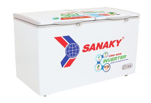 Tủ đông Sanaky VH-6699W3 dàn lạnh đồng